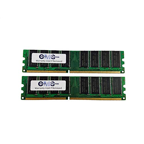 ry Compatible with Dell Optiplex Gx270 Series Desktop Ddr1 by CMS A112 ()