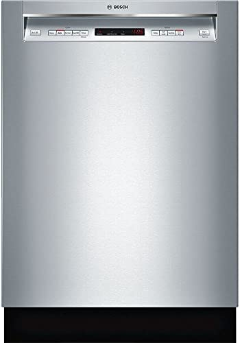 Bosch SHEM63W55N Console Dishwasher Stainless product image