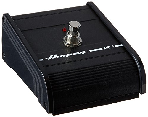 Ampeg AFP1 Single Button Footswitch by Ampeg