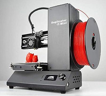 Wanhao Duplicator i3 - Mini Impresora 3D: Amazon.es: Informática