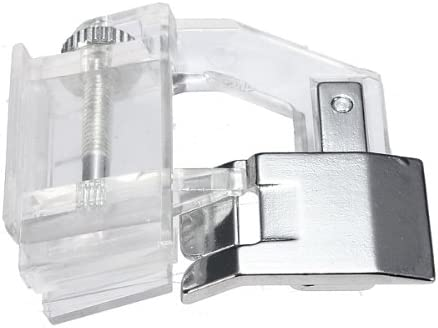 Adjustable Bias Binder Edge Presser Foot Sewing Machines Accessories.