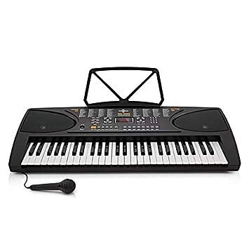 Teclado Portátil MK-3000 con Teclas Iluminadas de Gear4music: Amazon.es: Instrumentos musicales