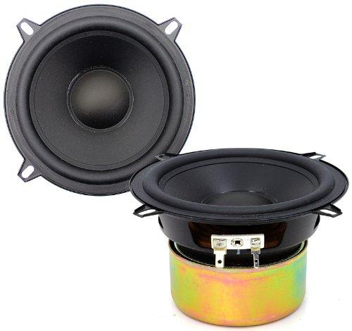 HP5-M114B - Focal 5.25'' Midwoofer Speaker (PAIR) by Focal