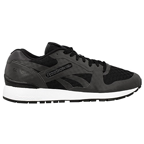 Noir Schwarz 6000 Sneaker Tech Pack Hidden Reebok Herren Gl Messaging w8z8fUx