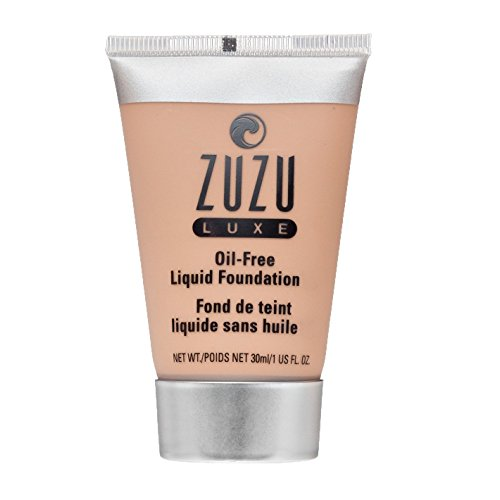 Zuzu Luxe Foundation Liquid Free