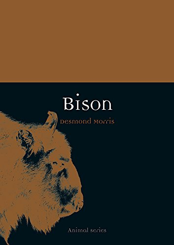 Bison Animal Desmond Morris ebook product image