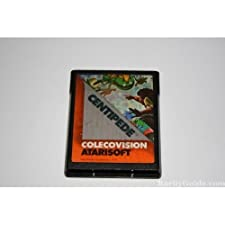 Coleco Vision Centipede By Atarisoft for the Colecovision Game System by Atarisoft