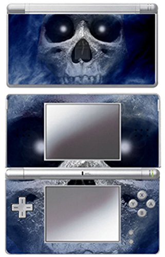 - MightySkins Protective Vinyl Skin Decal Cover Sticker for Nintendo DS Lite - Haunted Skull