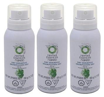 Herbal essences naked dry shampoo photo 1