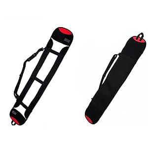 Amazon.com: ShiningLove - Bolsa acolchada para snowboard ...