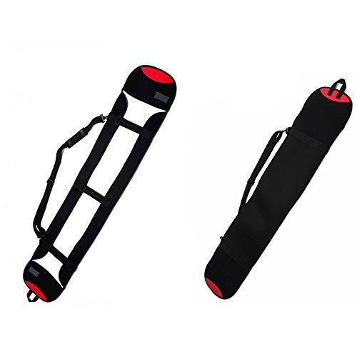 Zehui Ski Bag Snowboard Bag Scratch-Resistant Board Carrying Bag Monoboard Plate Protective Case