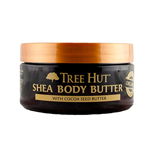 Price comparison product image Tree Hut 24 Hour Intense Hydrating Shea Body Butter, Original Shea, 7 Ounce