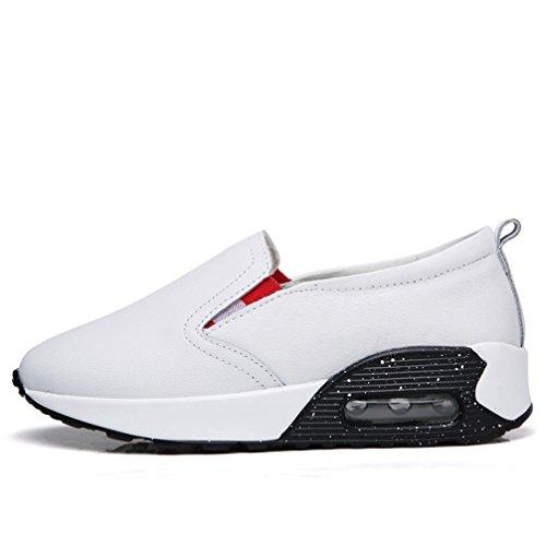 Sportive bianco Donna Outdoor JITIAN Scarpe v5w1YY