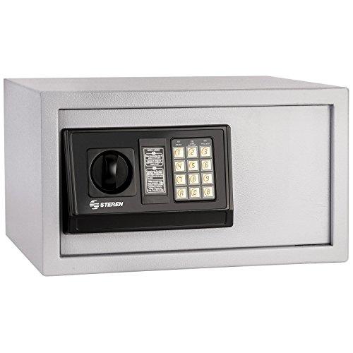 Steren SEG-515 Caja Fuerte Electronica P/Documentos Oficio