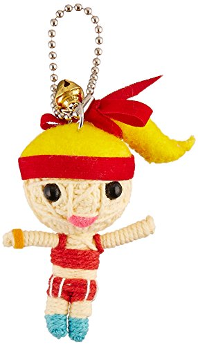 Watchover Voodoo Marathon Doll, One Color, One Size ()