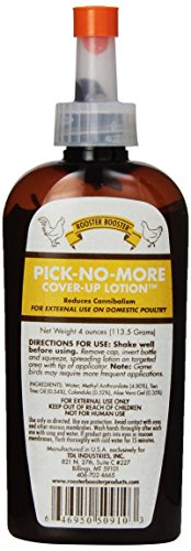 Rooster Booster Pick No More, 4-Ounce ()