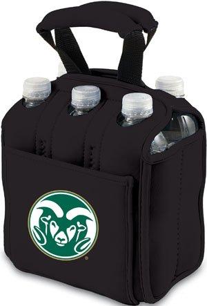 NCAA Colorado State Rams Jr. Digital Print Beverage Buddy, One Size, Black by PICNIC TIME