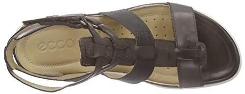 ECCO Flash, Women's Gladiator Sandals Coffee/Coffee (Coffee/Coffee51869)