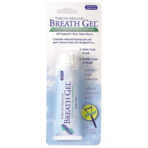 Breath Gel Breath Gel Pure Mint 1.25 oz