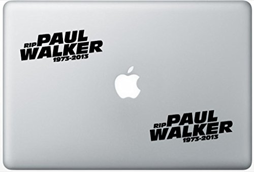 memory-of-paul-walker-henrydecalzd0462-set-of-two-2x-decal-sticker-laptop-ipad-car-truck