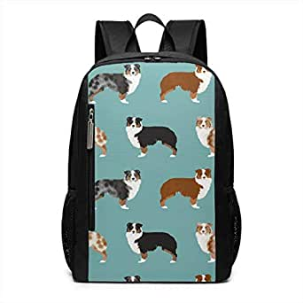 Amazon.com: CZZD Australian Shepherds Travel Laptop