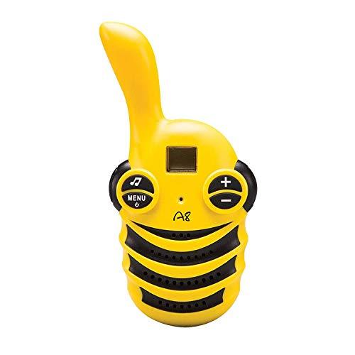 ZUZEN 2Pcs Mini Children Walkie-Talkie FM Channel Scan Remote Call Ringtone Optional Parent-Child Interaction Gift Customization