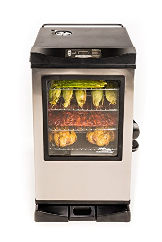 masterbuilt-20077515-front-controller-electric-smoker-with-window-and-rf-controller-30-inch