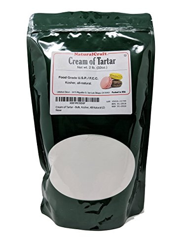Cream of Tartar, 2LB