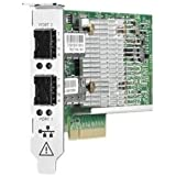 HP 652503-B21 530SFP+ - Network adapter - PCI Express 3.0 x8 low profile - 10Gb Ethernet x 2 - for ProLiant DL360e Gen8, DL385p Gen8, ML310e Gen8, ML350e Gen8, ML350p Gen8, SL270s Gen8