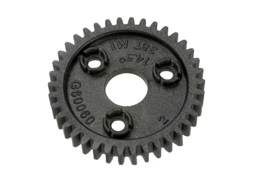 Traxxas 3954 38-T Spur Gear, 1.0 metric pitch