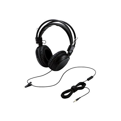 Elecom TV for overhead type headphones  EHP-TVOH0350BK