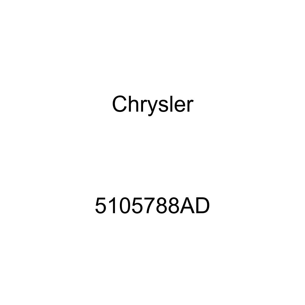 Genuine Chrysler 5105788AD Power Steering Pressure Hose