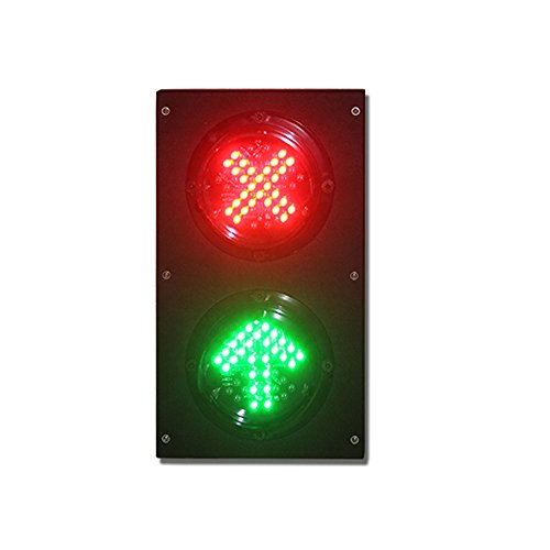 Red Arrow Traffic Light - 1