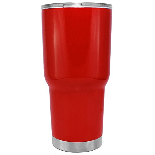 Gloss Vacuum Insulated Stainless Tumbler