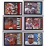 1985 Topps Football Near Mint to Mint 396 Card Hand
