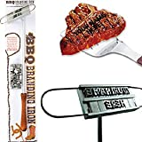 DCI BBQ Branding Iron For Personalized Grilling