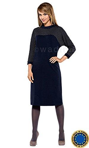 Damen kleid langarm festlich