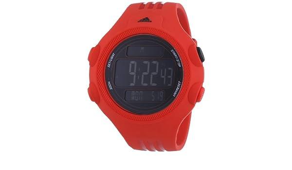 Reloj Color Cuarzo De UnisexCorrea Adidas Digital Silicona yvmO0nwN8P
