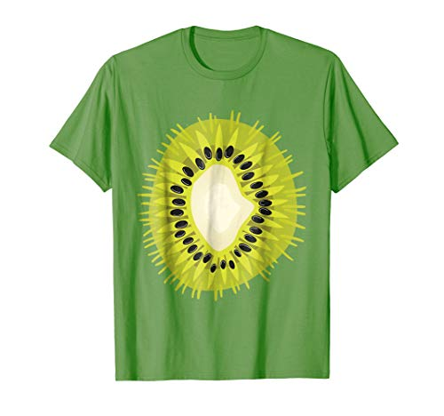 Kiwi Halloween Costume Party Fruit T-Shirt