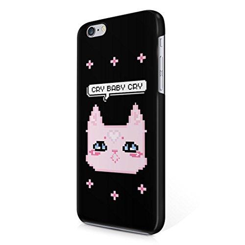 Cry Baby Cry Kawaii Cat Hard Plastic iPhone 6 / iPhone 6S