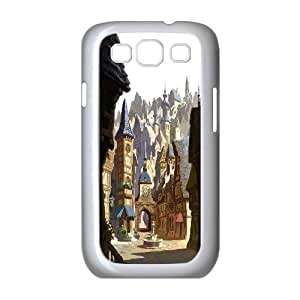 Chaap And High Quality Phone Case For Samsung Galaxy S3 -Fairy Village & Castle Pattern-LiShuangD Store Case 6