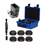 Freewell DJI Mavic / Platinum Filmmakers Kit ND , CPL , ND/PL Filters , Monitor Sunshade , Tablet Mount , Waterproof Hard Case