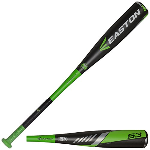Easton Senior/Youth SL16S310B S3 Aluminum League Big Barrel Baseball Bat, 31