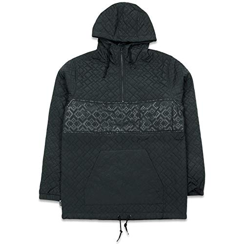 Digital Diamondback Midweight Black Anorak - Jacket Diamondback Lightweight