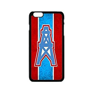 Houston Oilers Phone Case for Iphone 6 Black