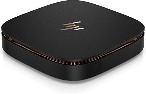 HP Elite Slice Desktop (Black) - (Intel i7-6700T, 8 GB RAM, 256 GB SDD,...