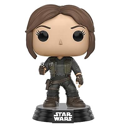 POP Star Wars: Rogue One - Jyn Erso: Funko Pop! Star Wars:: Toys & Games