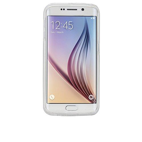 Case-Mate Wallet - Funda de piel para dinero para Samsung Galaxy S7, color negro Marrón