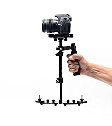Glide Gear DNA 1000 Video Camera Stabilizer for DSLR / Mirrorless Cameras .5 - 3.5 lbs