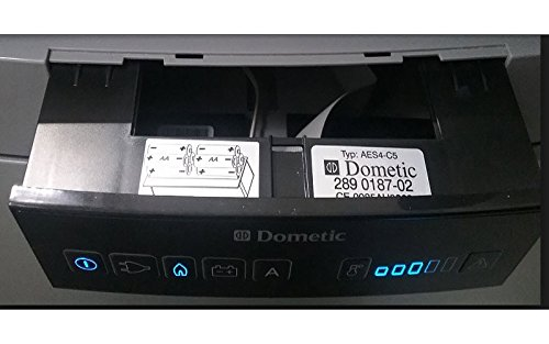 Kühlschrank Dometic : Bedienfeld mit fühler artikelnummer: 289018702. für dometic